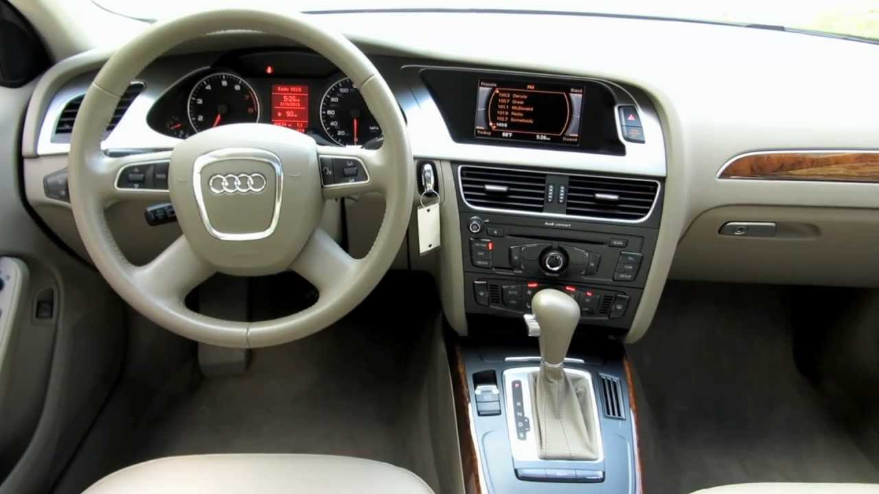 maxresdefault - 2011 Audi A4 Sedan 2 0 T Quattro At