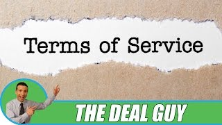 👮 Terms of Service ◄ The BEST & WORST for your protection! Mp3