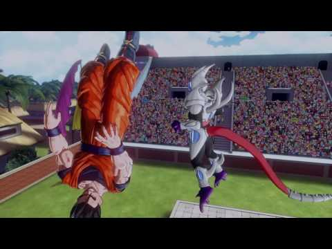 DRAGON BALL XENOVERSE OP Z SOUL if i can just reach my perfect form