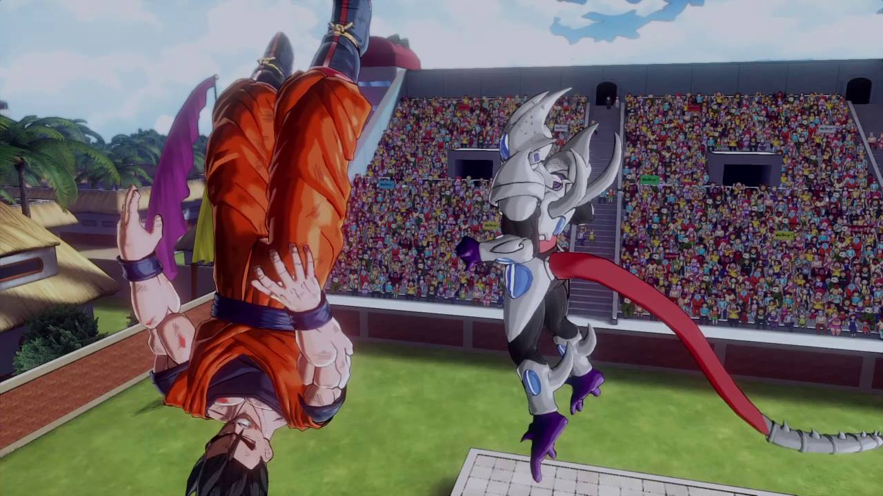 DRAGON BALL XENOVERSE OP Z SOUL if i can just reach my perfect ...
