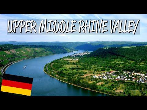 Upper Middle Rhine Valley - UNESCO World Heritage Site