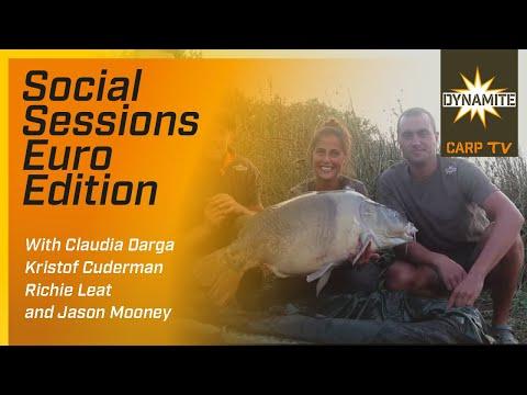 Carp Fishing - Dynamite Social Sessions Euro Edition