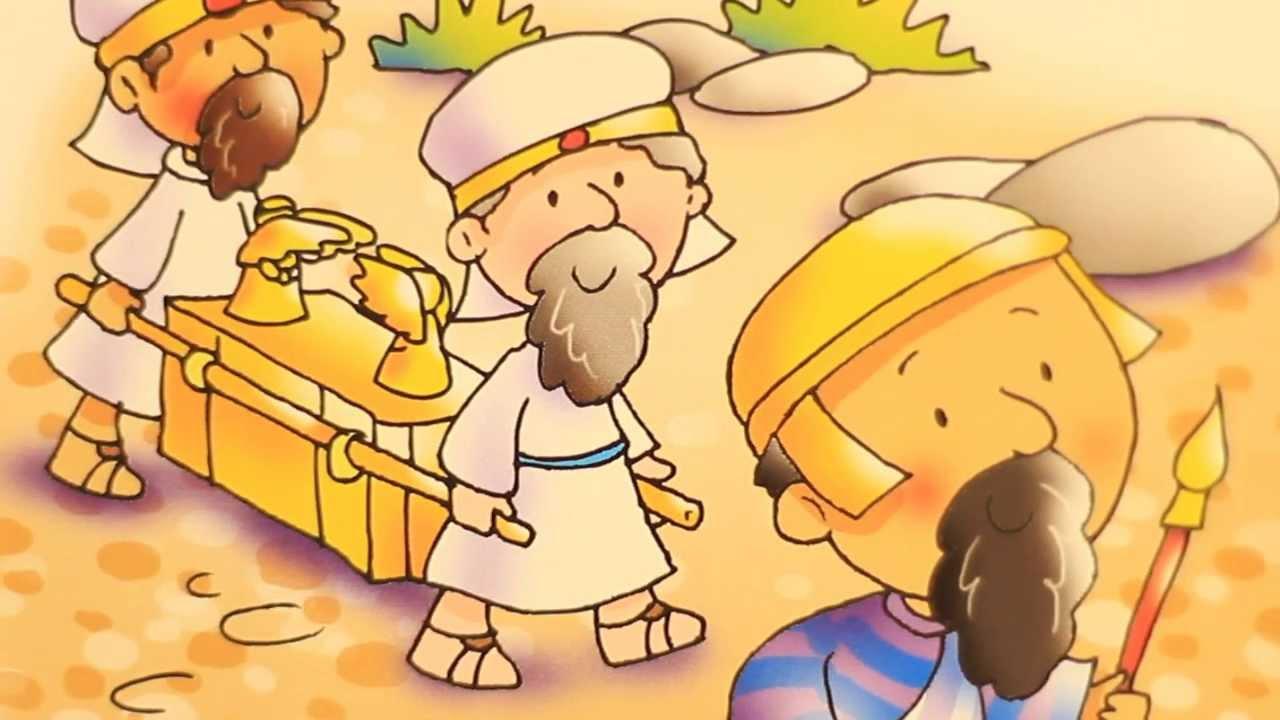 Desenho Biblico Josue Youtube
