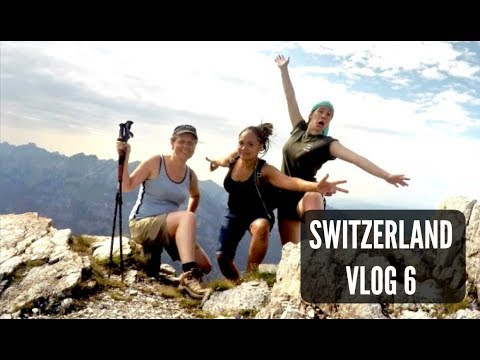 Hike up to Schilt mountain | Switzerland Travel Vlog Pt 6