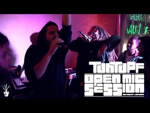 Tontopf Open Mic Session I - Spring (feat. Alex Justice, Fab Beat, Easyman & N'antinein