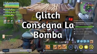 Fortnite saves the world - glitch delivers the bomb