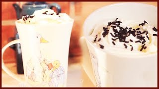 Diy White Hot Chocolate | Stellabeauty08