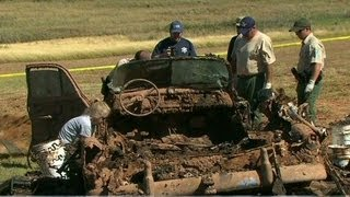Cars in lake may answer decades-old mysteries