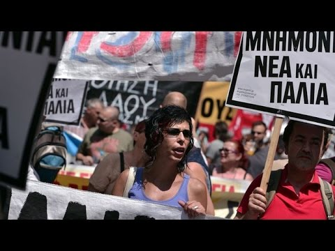 Greece debt crisis: Tsipras facing eurozone deal revolt
