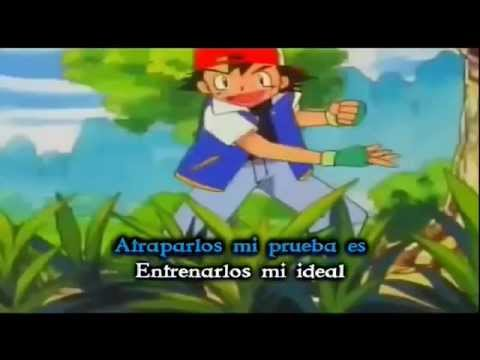 Atrápalos Ya! - Pokemon Latino - Karaoke