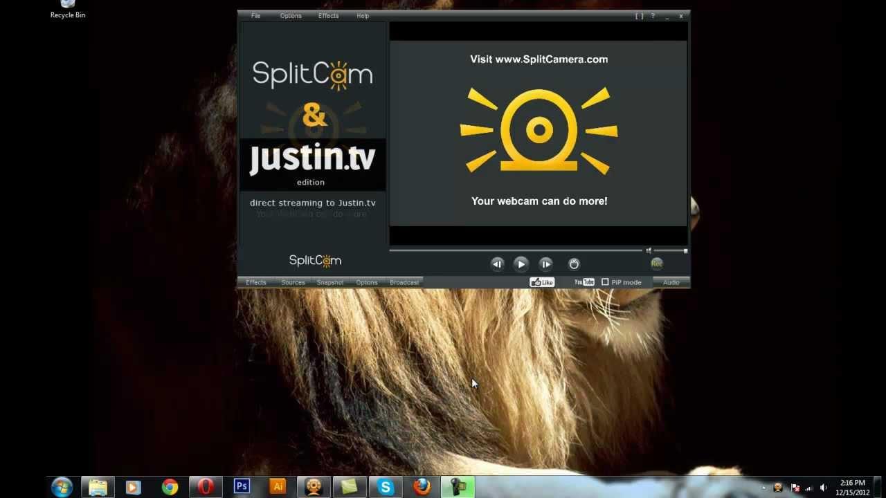 Best webcam software for windows 10/8/7.