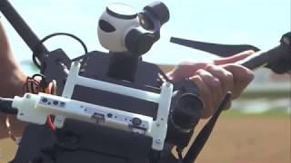 4TECH -  طائرات دون طيار مزودة بكاميرات ومجسات تعمل بالأشعة تحت الحمراء لفحص سلامة النباتات