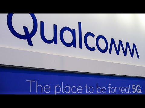 China examines Qualcomm's bid to buy NXP Semiconductors