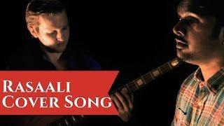 Rasaali Cover Song  Ratish Nair Ft Charles Berthoud  Diego Zapatero