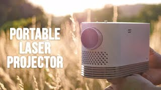 How to make a portable Smartphone Laser Projector – LG HF80JS Review