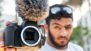 Canon 200D Review   افضل كاميرا لليوتيوب وصناع المحتوى !!