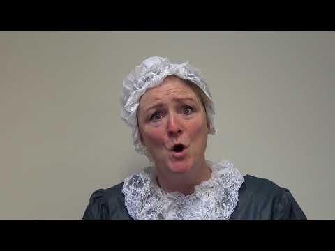 The Four Marys: Mary Ann Baxter (Performed by Joanna Stephens)