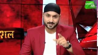 Harbhajan Singh turns anchor for Aaj Tak, predicts a run-feast for Virat in England | Sports Tak