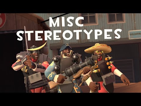 [TF2] Misc Stereotypes! Episode 5: The Demoman