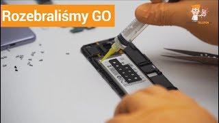 Samsung A6 2018 (SM-A600F) Teardown Wymiana wyświetlacza - Demontaż disassembly | NaprawTelefon.pl
