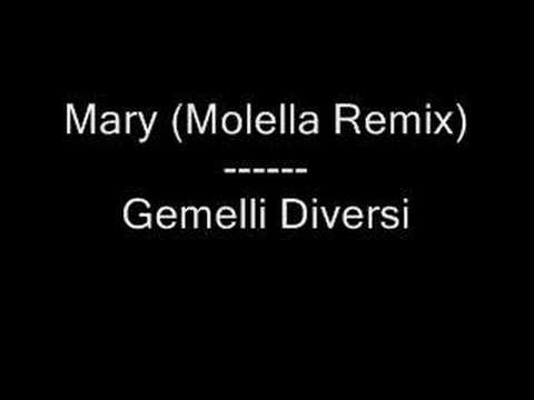 Mary molella remix gemelli diversi youtube - Video youtube gemelli diversi ...