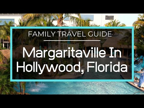 Day 5 - Tour of Florida, Margaritaville, Hollywood, Trump International Beach Resort, Neomi's