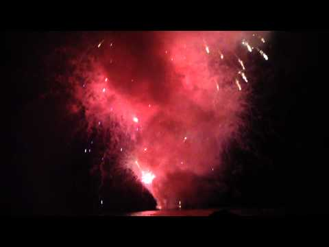 Three Arch Bay Fireworks 2014 - Happy Fourth of July!