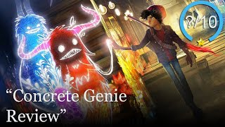 Concrete Genie Review [PS4] (Video Game Video Review)