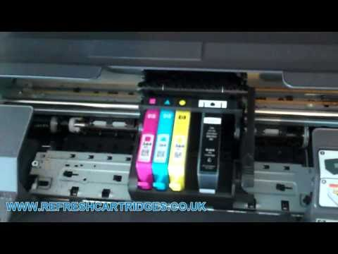 Installing HP 364XL & HP 920XL Cartridges Without Chip