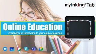 Myinking Tab Online Education Solution