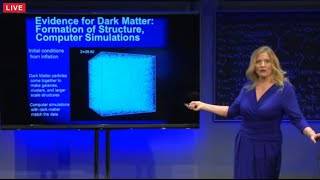 Katherine Freese Public Lecture: The Dark Side of the Universe thumbnail