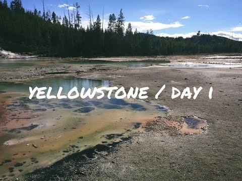 Episode 6 : Yellowstone / Day 1