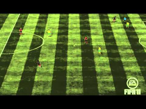 FIFA 11 - IBSON Overhead Kick! What a player!