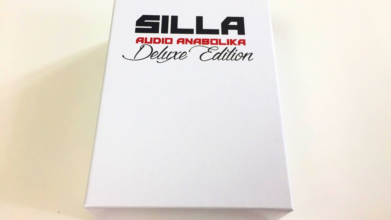 Silla - Audio Anabolika Box Unboxing Review