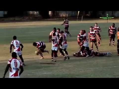 Rising Stars Presents:Club Rugby Championships|| OGS vs HPS