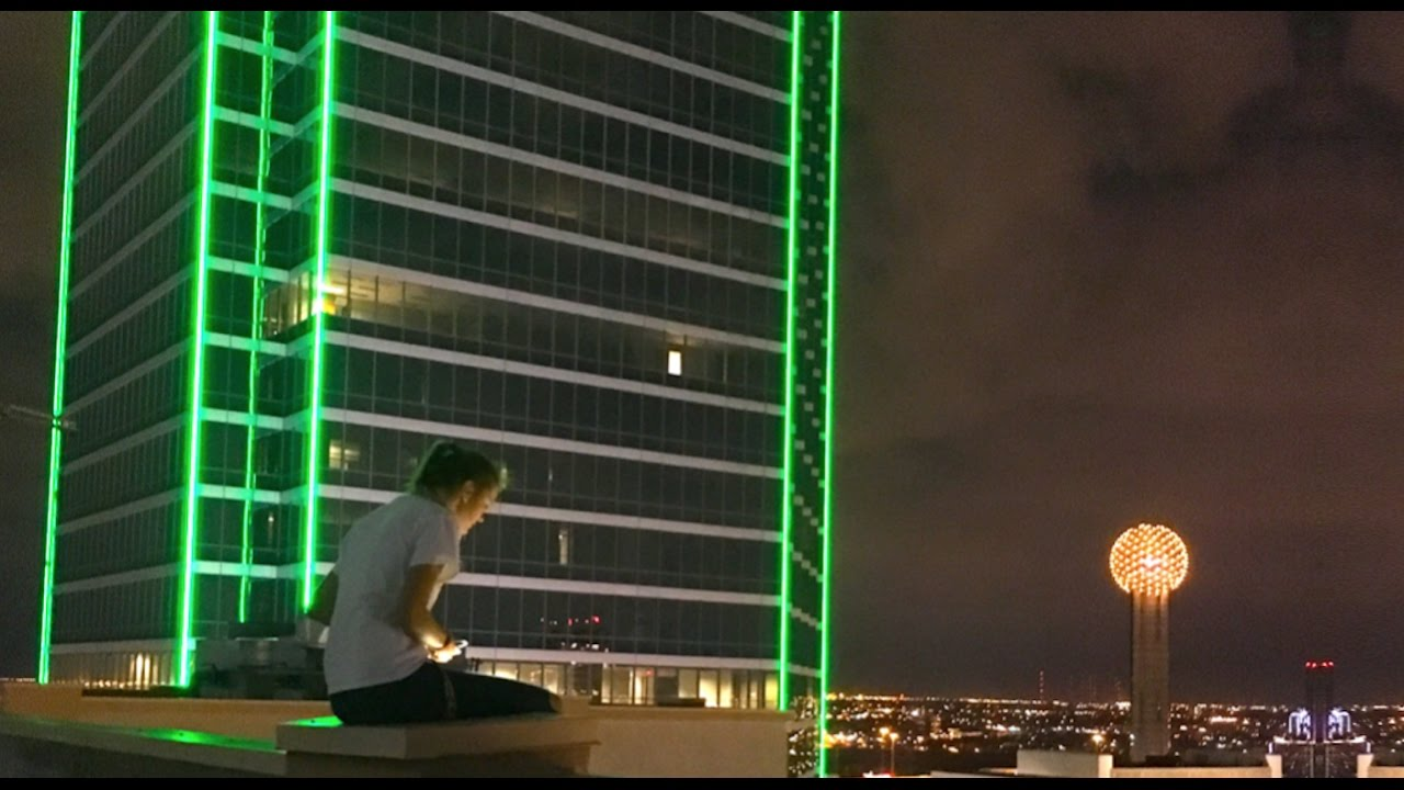 SNUCK ONTO THE ROOFTOPS OF DALLAS  sc 1 st  YouTube : rooftops in dallas - memphite.com