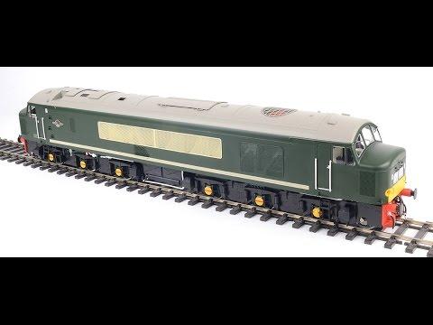 HM120: Heljan Class 45 for