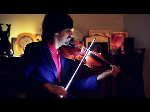 Chinuku Taake (Pelli Choopulu) - Glow Bow Violin Cover   Aneesh Vidyashankar