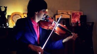 Chinuku Taake (Pelli Choopulu) - Glow Bow Violin Cover | Aneesh Vidyashankar