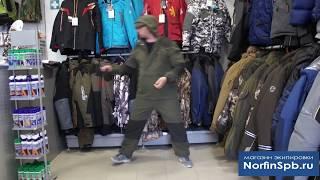 Видеообзор противоэнцефалитного костюма Triton Forester Pro