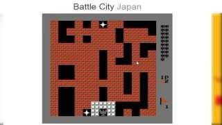 Atari Serisi - Battle City - Meşhur Tank Oyunu :D