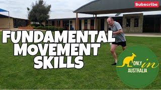 FUNDAMENTAL MOVEMENT SKILLS | GROSS MOTOR SKILLS | SKILLS ACQUISITION | BASIC EXERCISE | EXERCISE