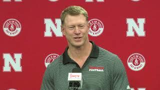 HOL HD: Scott Frost Fall Press Conference