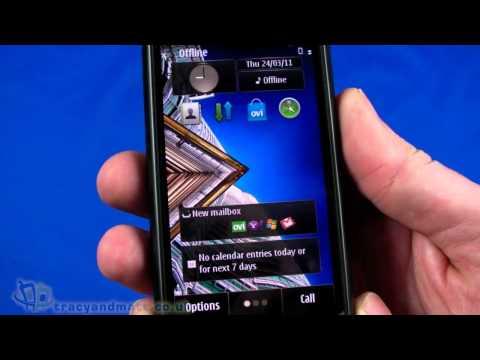 Nokia E7 unboxing video