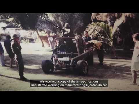 """Innovation. Design. Fabrication. Three stories on Jordanian innovators"" - [Full Documentary]"