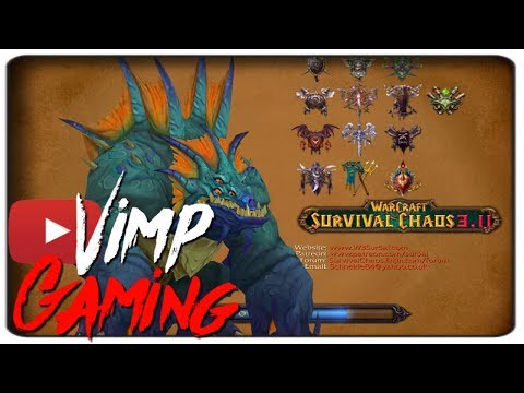 Download Warcraft 3   Survival Chaos   Tournament Game #2