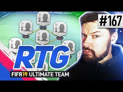 SILVER OBJECTIVE SQUAD! - #FIFA19 Road to Glory! #167 Ultimate Team