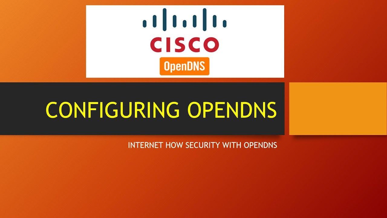 PFsense with OPEN DNS Webfiltering