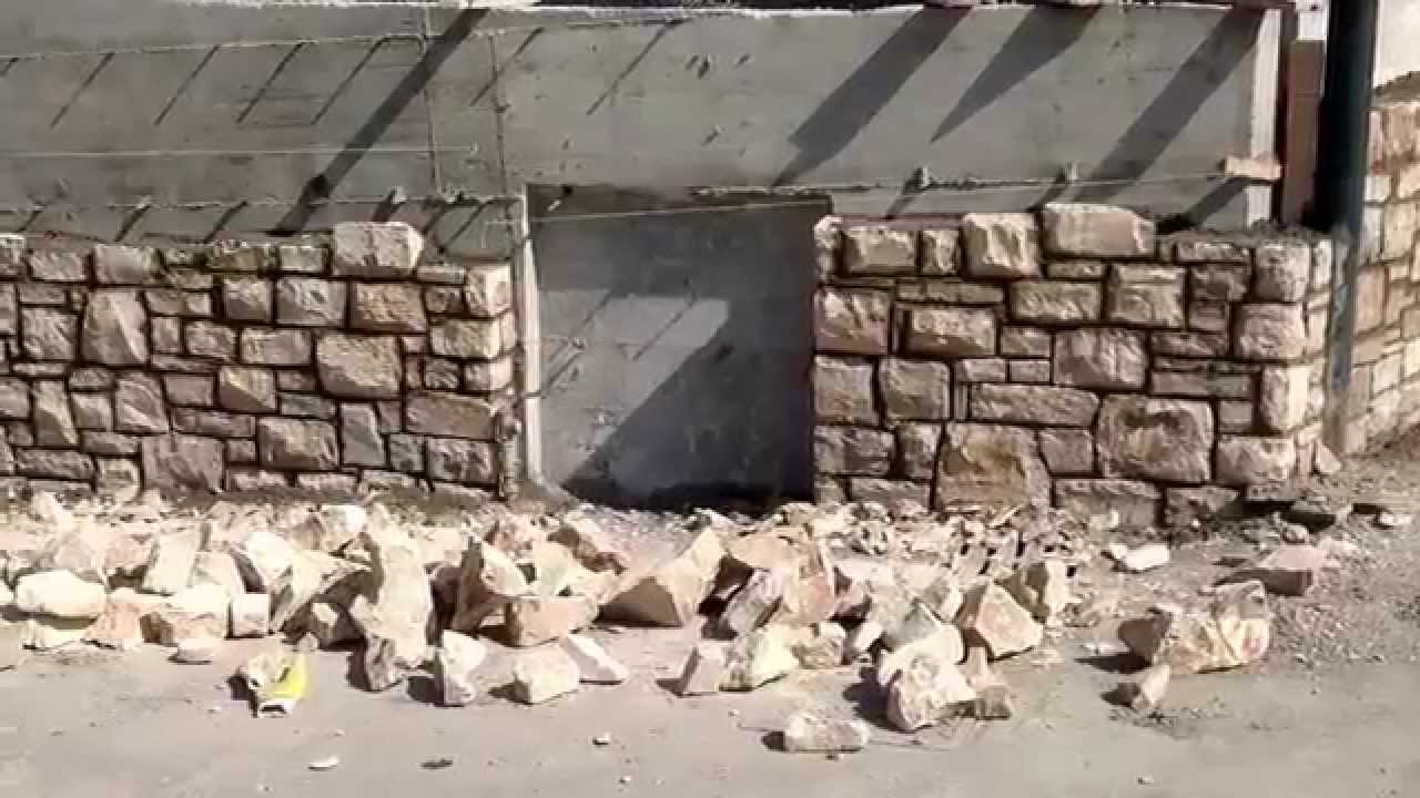 Rivestimento In Pietra Naturale : Rivestimento in pietra delle pareti architetto digitale avec