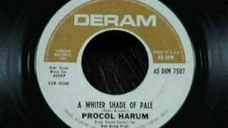 Procol Harum - A Whiter Shade Of Pale - 1967 (Tom Moulton